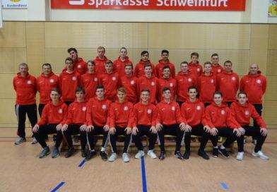 Vorbereitungstraining Saison 2018/19 für U19 (Jahrgänge 2000 + 2001)