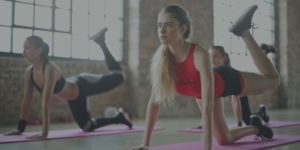 Fitness aerobic (teilweise mit Step) @ Großer Gymnastiksaal