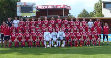 Mannschaftsbild Saison 2018/2019