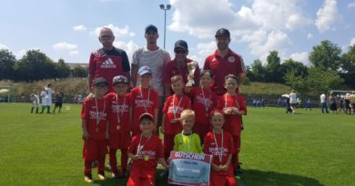 U6 Pabst-Cup in Hambach