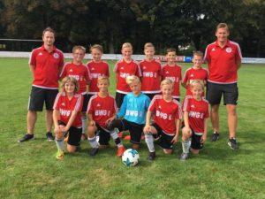 U13-1: TSV 07 - TV Hassfurt @ Roth-Bier-Arena | Bergrheinfeld | Bayern | Deutschland