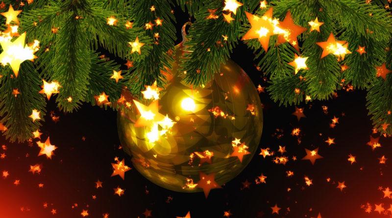 Einladung zur Weihnachtsfeier 2018