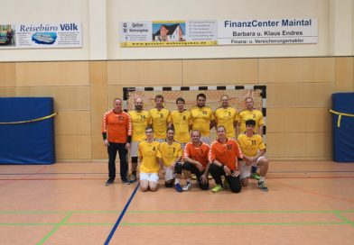 H1: TSV Bergrheinfeld : MHV Schweinfurt III