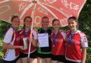 Jugend 19 holte beim Landesturnfest in Schweinfurt den 1. Platz