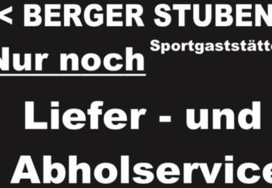 * Berger Stuben * NEWS *