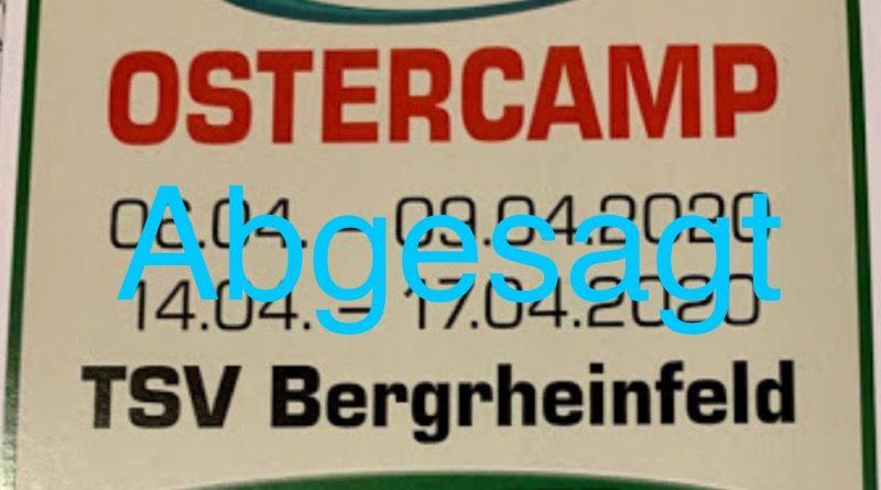 Ostercamp beim TSV Bergrheinfeld