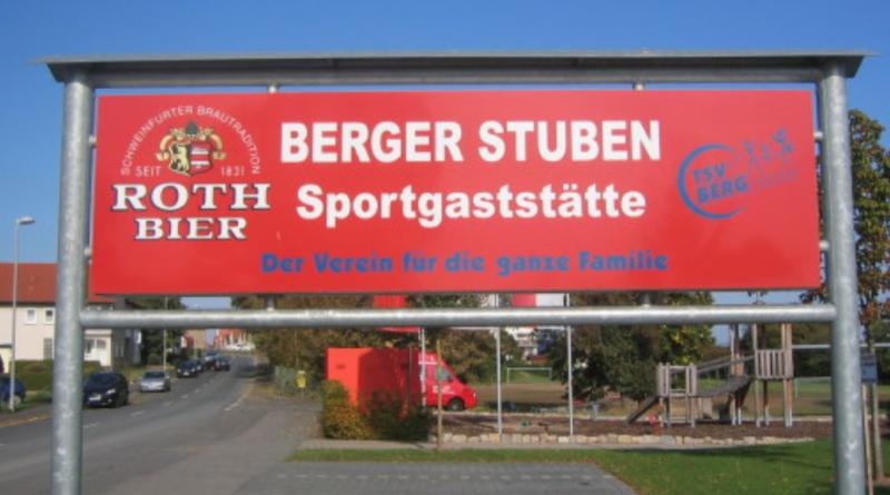 * Berger Stuben * wieder geöffnet * – GESCHLOSSEN